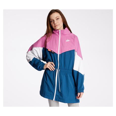 Nike Sportswear Icon Clash Track Woven Jacket Cosmic Fuchsia