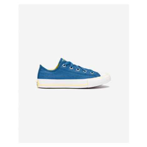 Converse Chuck Taylor All Star Ox Kids Sneakers Blue