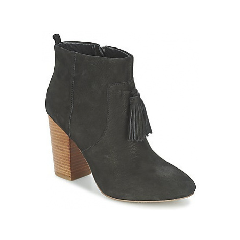 French Connection LINDS women's Low Ankle Boots in Black