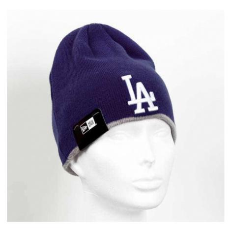 New Era MLB Team Skull knit LA Dodgers Navy