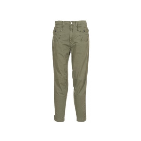 G-Star Raw ARMY RADAR MID BF women's Trousers in Green