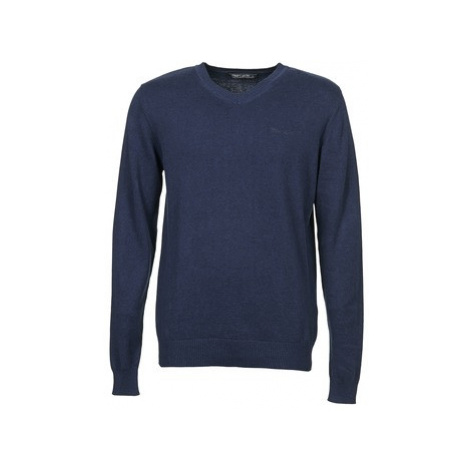 Teddy Smith PULSER men's Sweater in Blue