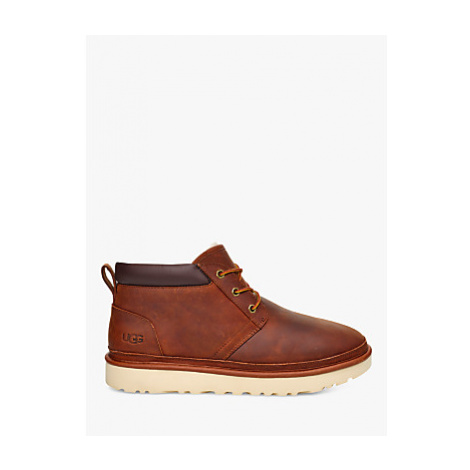 UGG Neumel Utility Leather Boots, Gingerbread
