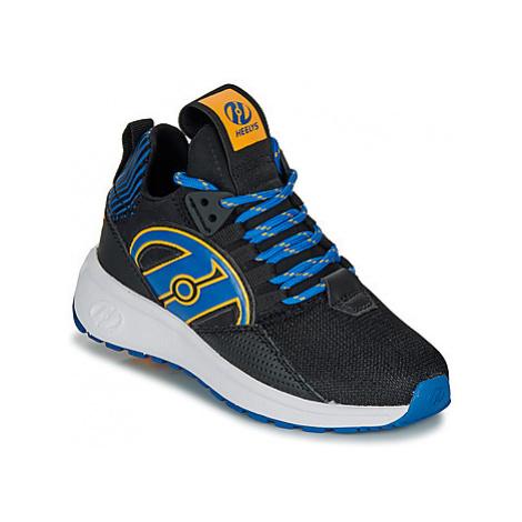 Heelys BANDIT boys's Children's Roller shoes in Black