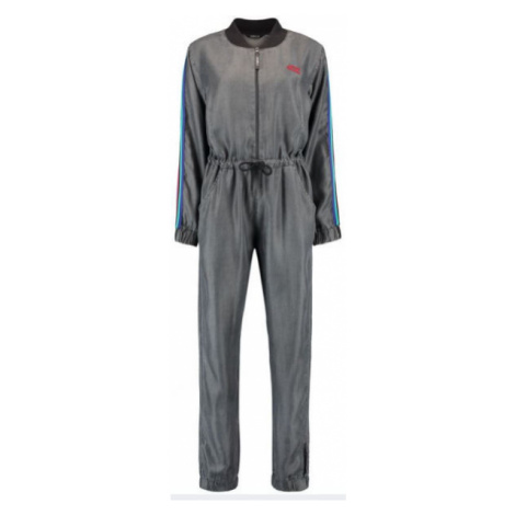 O'Neill LW JUMP SUIT STREET LS dark gray - Womens jumpsuit
