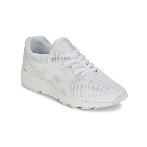 Asics GEL-KAYANO TRAINER EVO women's Shoes (Trainers) in White
