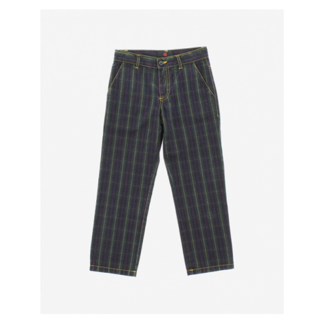 John Richmond Kids Trousers Blue Green