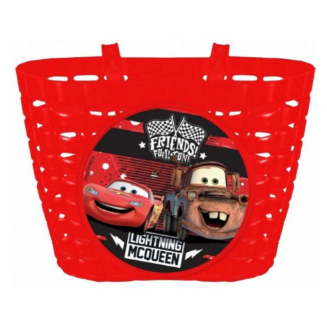 Disney BASKET red - Bicycle basket