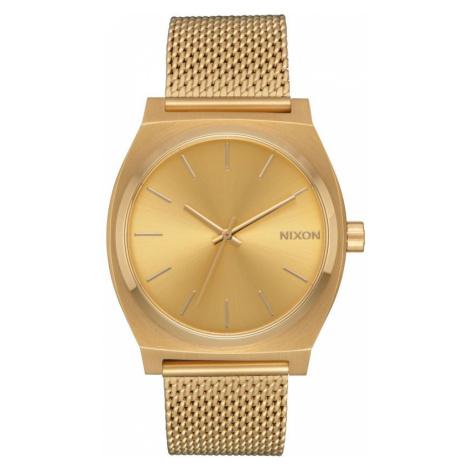 Unisex Nixon The Time Teller Milanese Watch