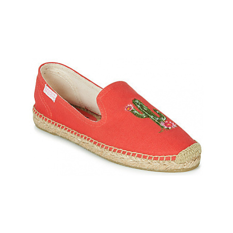 Banana Moon OZZIE women's Espadrilles / Casual Shoes in Red
