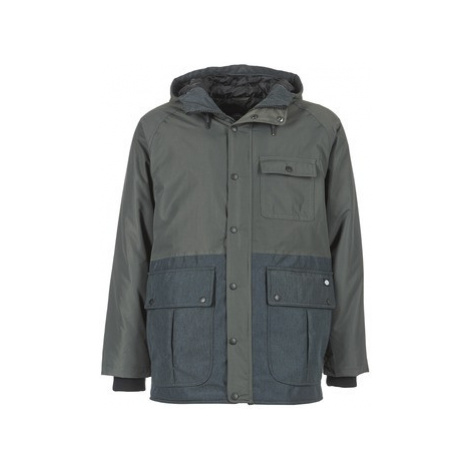 Dickies HARTFORD CITY men's Parka in Grey