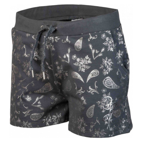 Russell Athletic AOP SHORTS grey - Women's shorts