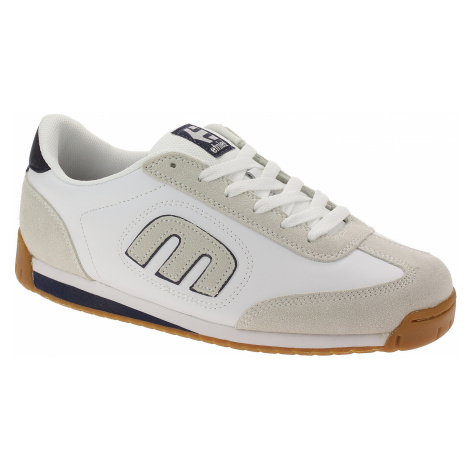 shoes Etnies Lo-Cut II LS - White/Navy/Gum - men´s