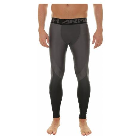 leggings Under Armour HeatGear Armour 2.0 Graphic - 020/Charcoal - men´s