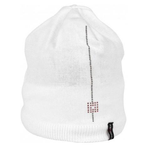 Finmark Winter hat white - Winter hat