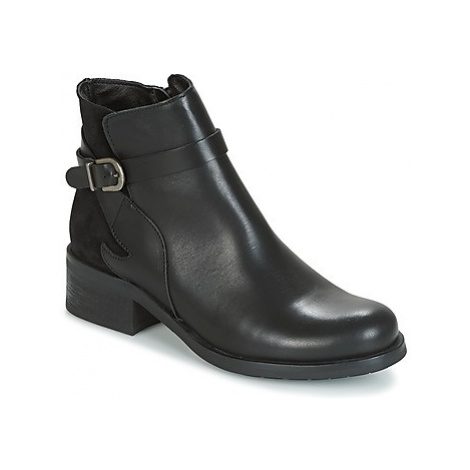 Betty London HARRIS women's Mid Boots in Black