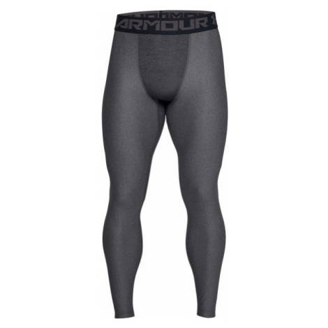 Under Armour HG ARMOUR 2.0 LEGGING gray - Men's compression tights