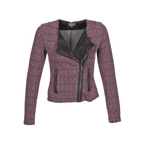 Red women's spring/autumn jackets