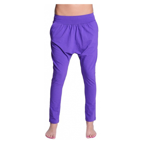 pants Lazzzy Comfy - Purple/Turquoise
