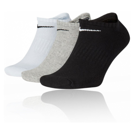 Nike Everyday Cushion No-Show Training Socks (3 Pack) - SP21