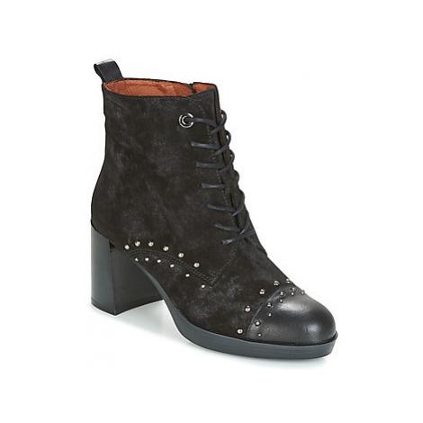 Hispanitas DREW 17 women's Low Ankle Boots in Black