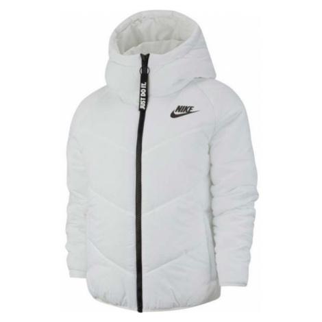 Nike NSW WR SYN FILL JKT HD white - Women's jacket