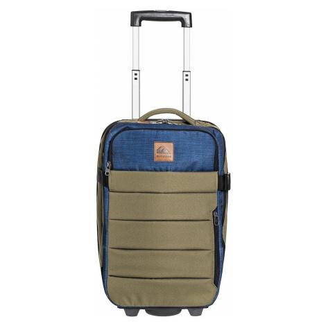 suitcase Quiksilver New Horizon - GPZ0/Burnt Olive - men´s