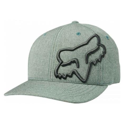Fox CLOUDED FLEXFIT green - Men's baseball cap