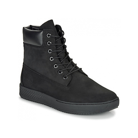 Timberland CITYROAM CUPSOLE 6INWP BT men's Shoes (High-top Trainers) in Black
