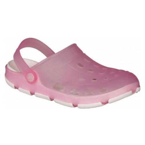 Coqui JUMPER FLUO pink - Women's sandals