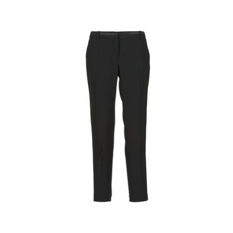 Black women's casual trousers