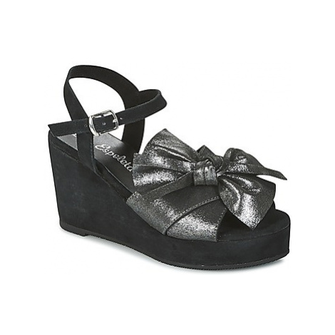 Lola Espeleta POUPEE women's Sandals in Black