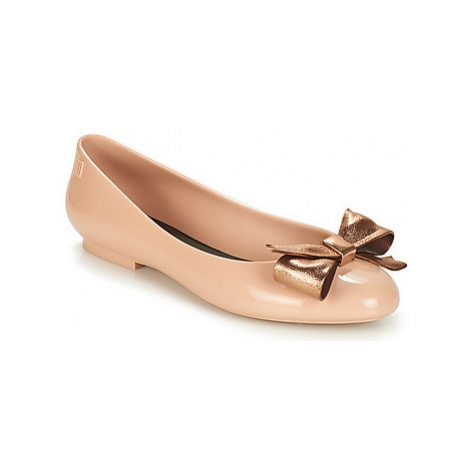 Melissa DOLL III women's Shoes (Pumps / Ballerinas) in Beige