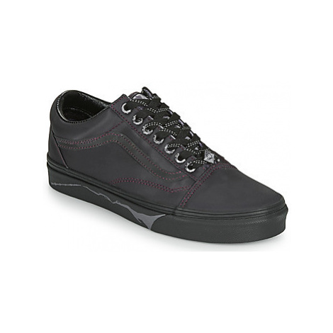 Vans HARRY POTTER OLD SKOOL women's Shoes (Trainers) in Black