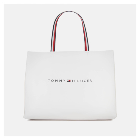 Tommy Hilfiger Women's Shopping Bag - Bright White