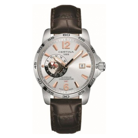 Certina Watch DS Podium GMT