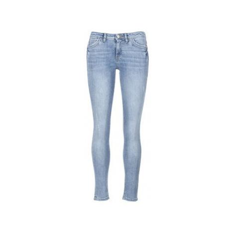 Esprit OUAER women's Skinny Jeans in Blue