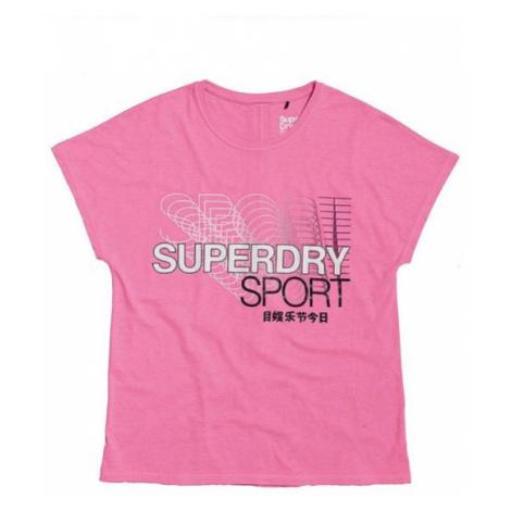 Women's T-shirts Superdry