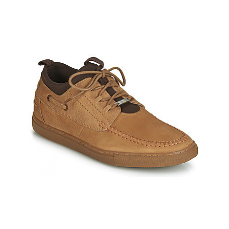 Frank Wright EAGLES men's Casual Shoes in Brown