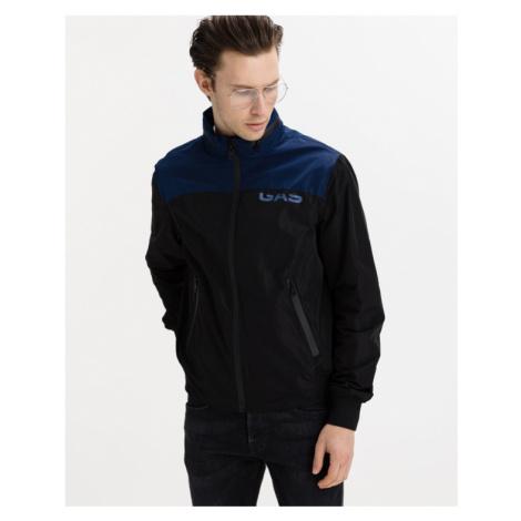 GAS Percival Pc Jacket Black Blue