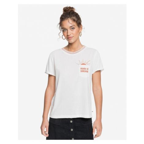 Roxy Breezy Ocean T-shirt Beige