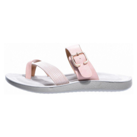 Avenue SINDAL white - Women's slippers