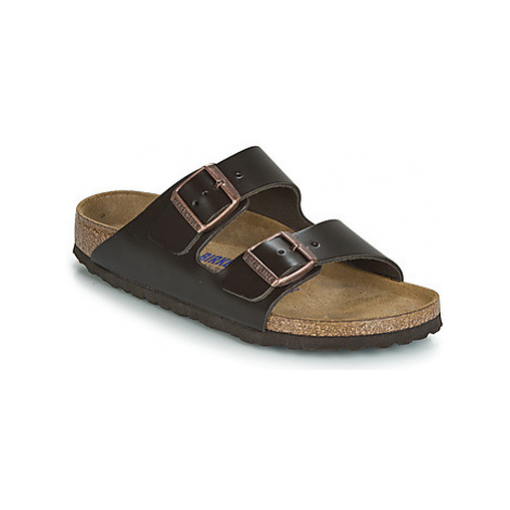Birkenstock ARIZONA SFB women's Mules / Casual Shoes in Brown