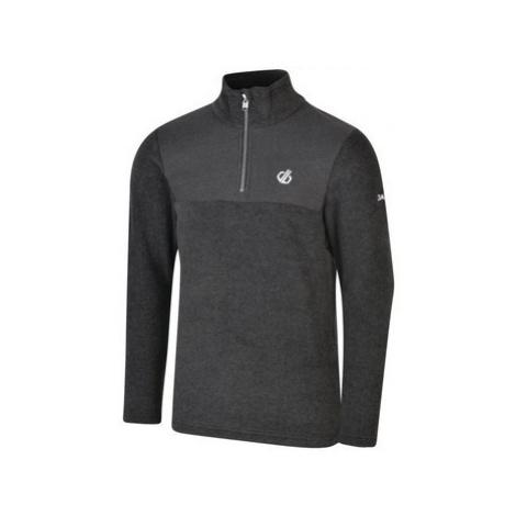 Dare 2b Mountfuse Half Zip Fleece Grey boys's Children's fleece jacket in Grey