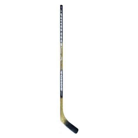 Black hockey equipment