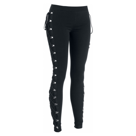 Gothicana by EMP - Built For Comfort - Leggings - black