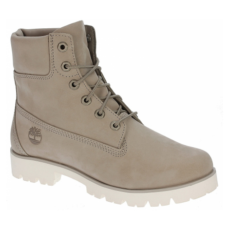 shoes Timberland Heritage Lite 6 Boot - A1TXV/Light Taupe Nubuck