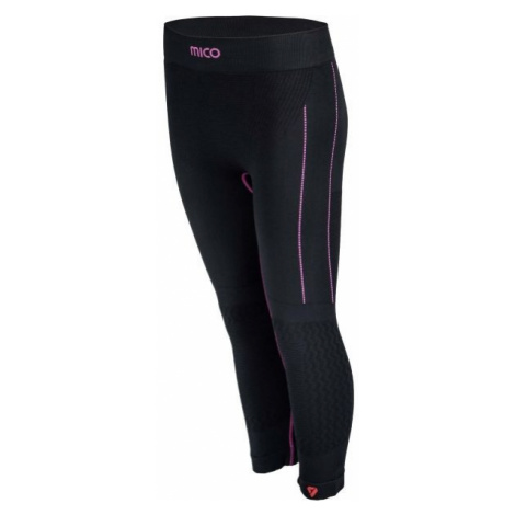 Mico 3/4 TIGHT PANTS black - Functional pants