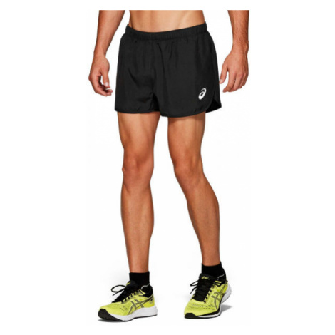 Black men's training shorts