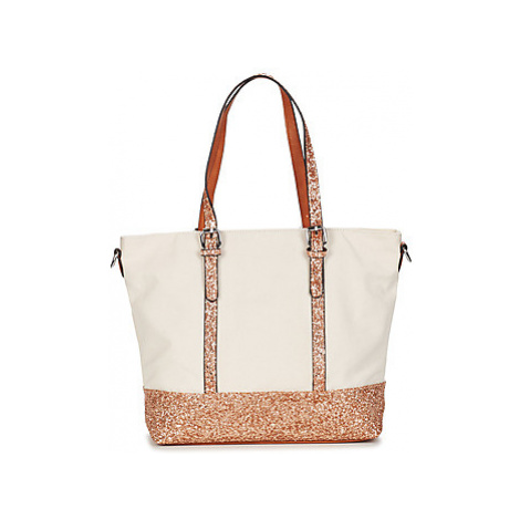 Moony Mood LOMINO women's Shopper bag in White
